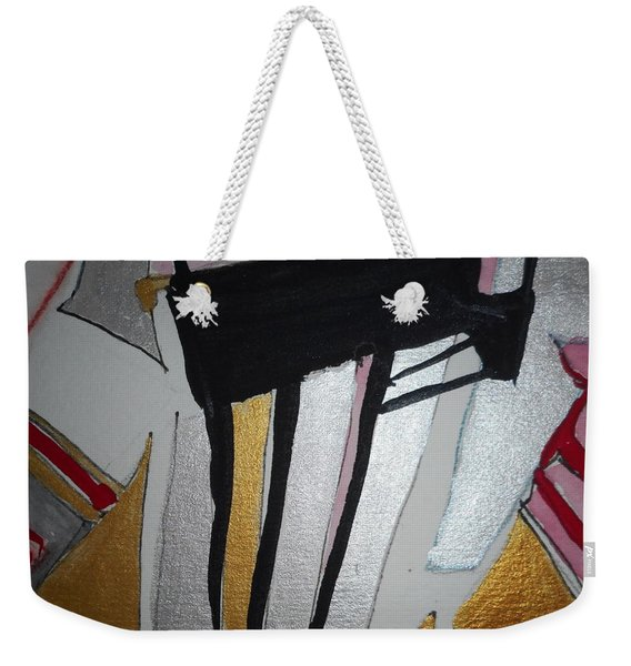 Abstract-13 Weekender Tote Bag