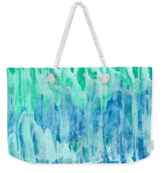 Day At The Spa Weekender Tote Bag