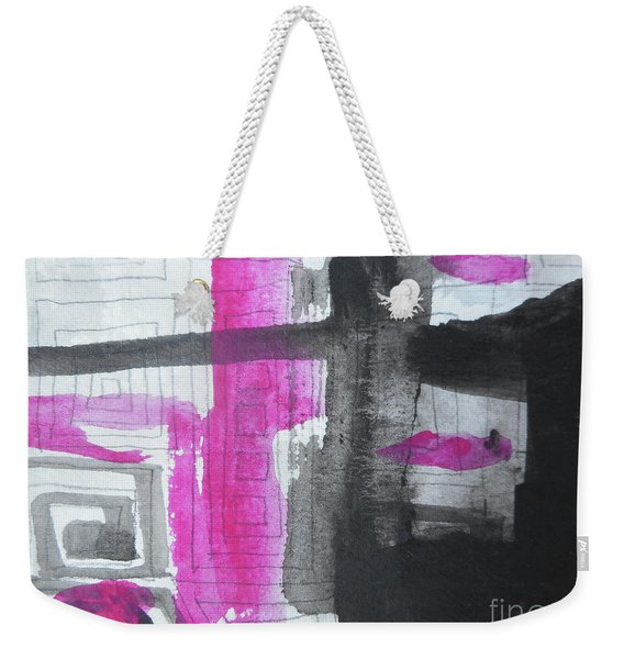 Abstract-15 Weekender Tote Bag