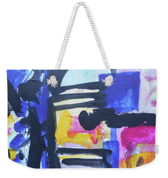 Abstract-16 Weekender Tote Bag
