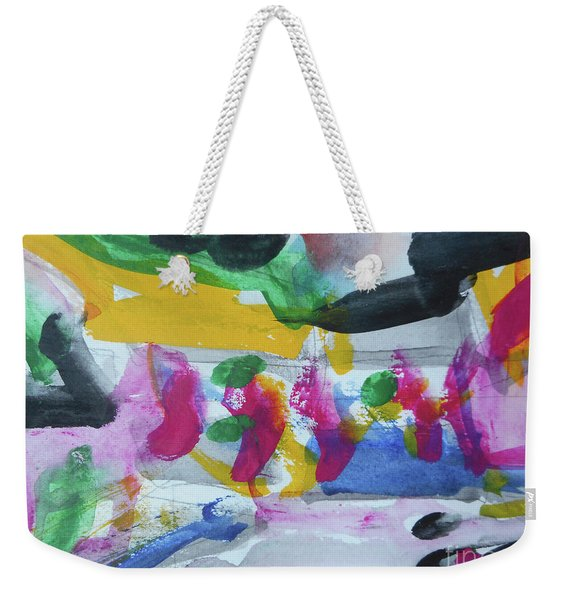 Abstract-17 Weekender Tote Bag