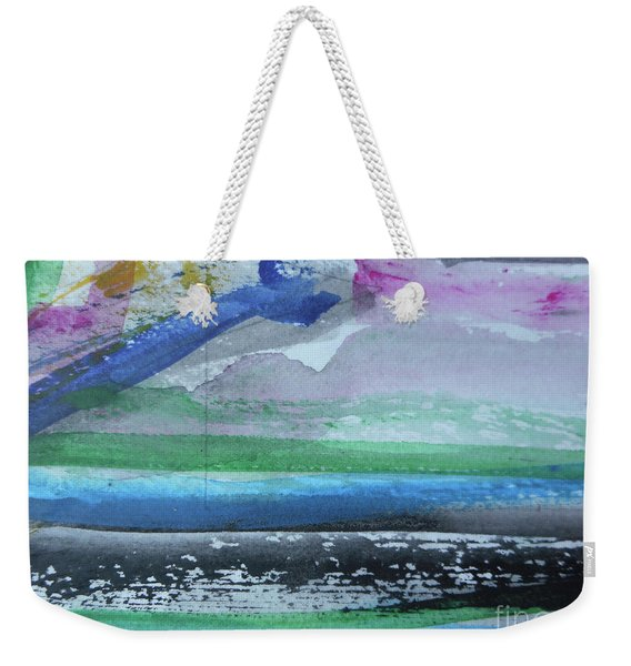 Abstract-18 Weekender Tote Bag