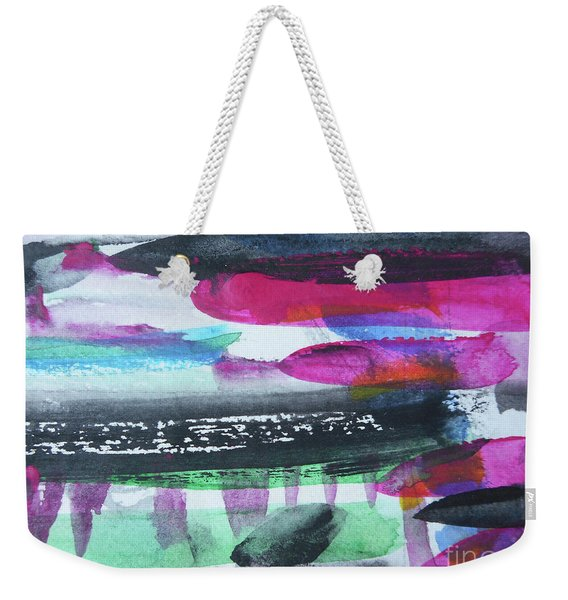 Abstract-19 Weekender Tote Bag