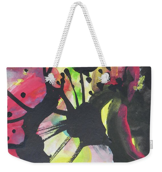 Abstract-2 Weekender Tote Bag