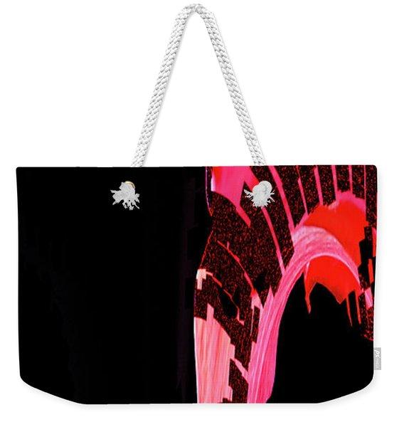 Abstract 2005 Weekender Tote Bag