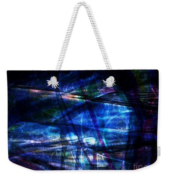 Abstract-20a Weekender Tote Bag