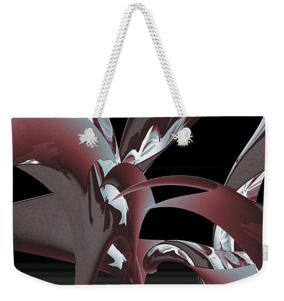 Abstract 2257 Weekender Tote Bag