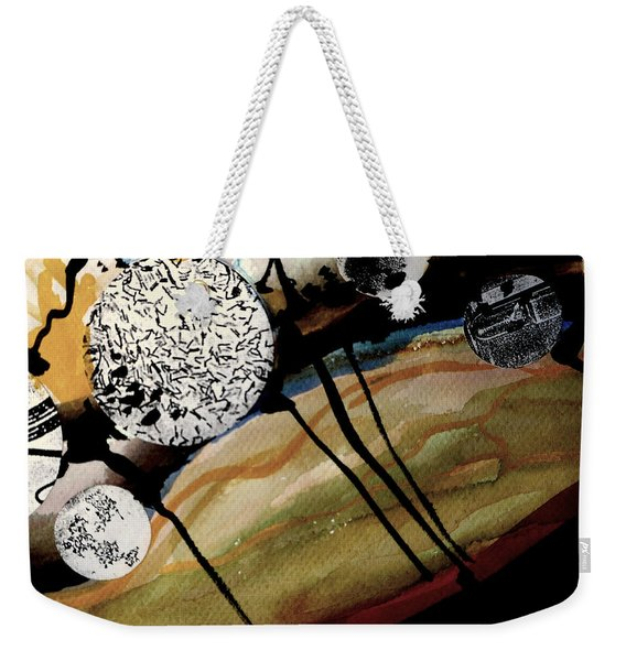 Abstract-23 Weekender Tote Bag