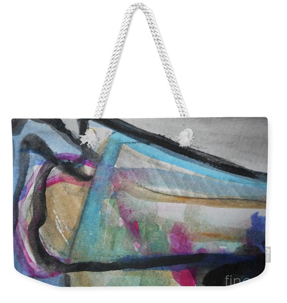 Abstract-24 Weekender Tote Bag