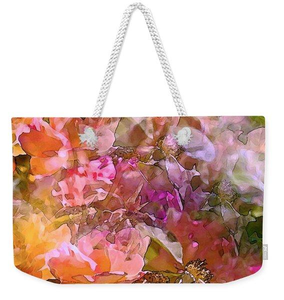 Abstract 276 Weekender Tote Bag