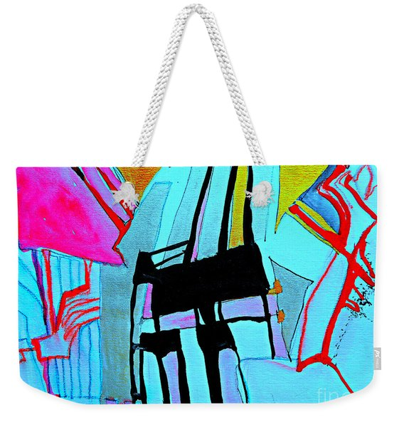 Abstract-28 Weekender Tote Bag