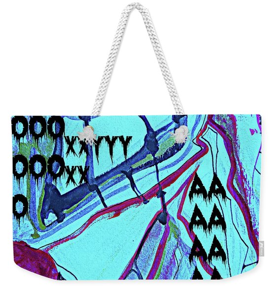 Abstract-29 Weekender Tote Bag