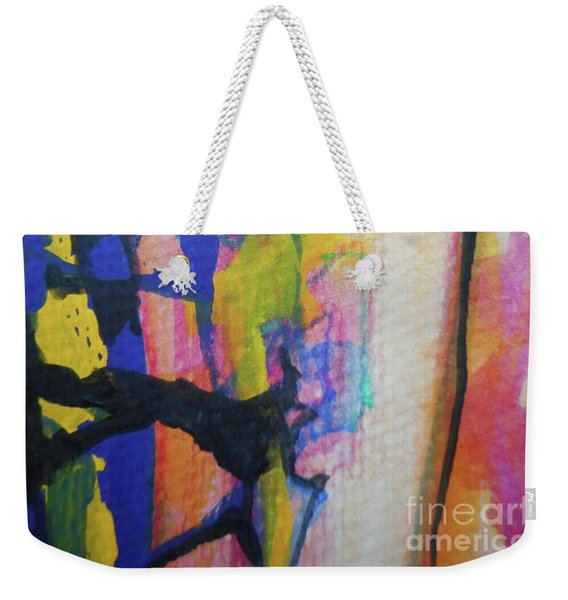 Abstract-3 Weekender Tote Bag