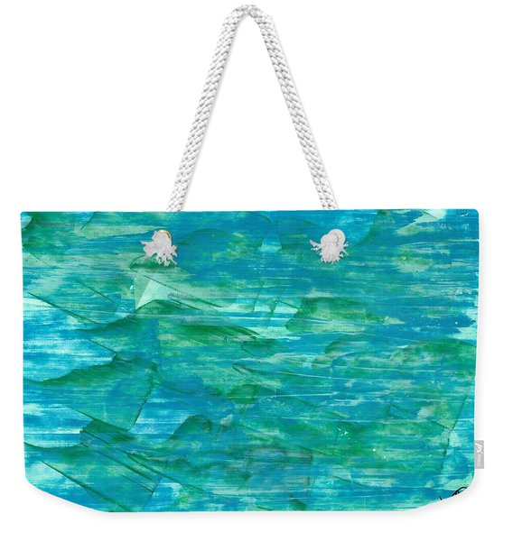 Take A Dip, Dear Weekender Tote Bag