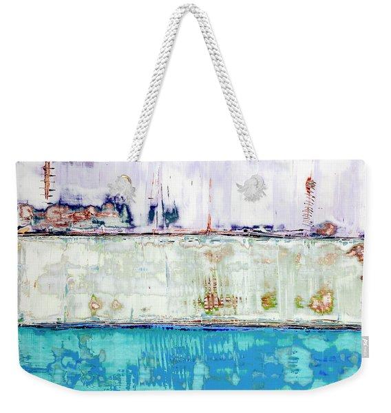 Art Print Abstract 31 Weekender Tote Bag