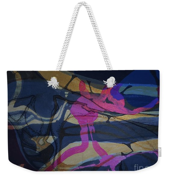 Abstract-33 Weekender Tote Bag