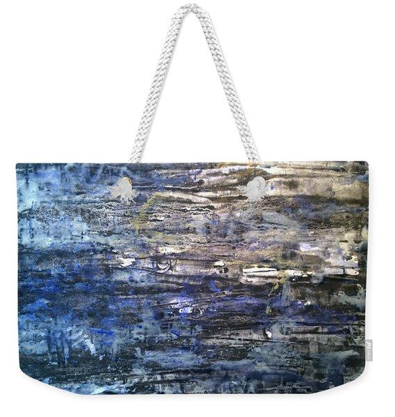 Abstract #334 Weekender Tote Bag