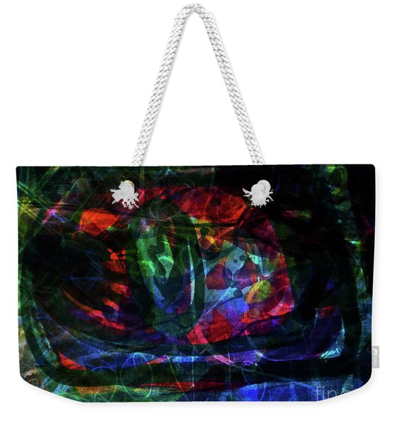 Abstract-34 Weekender Tote Bag