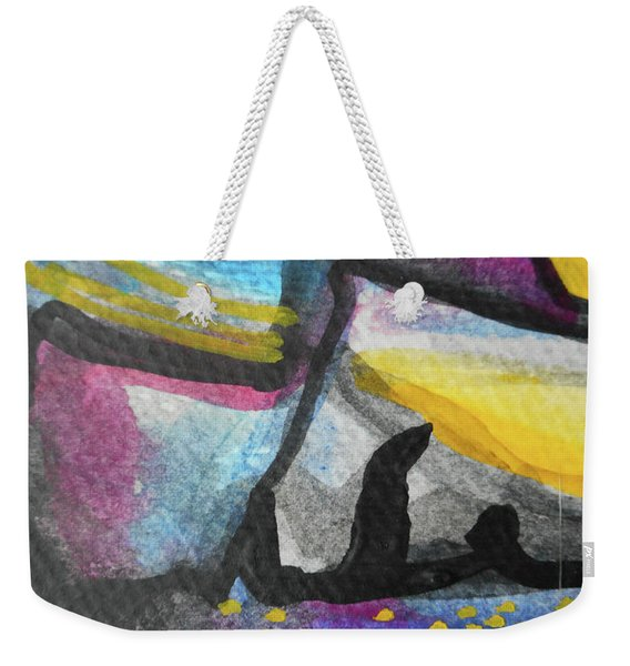 Abstract-4 Weekender Tote Bag