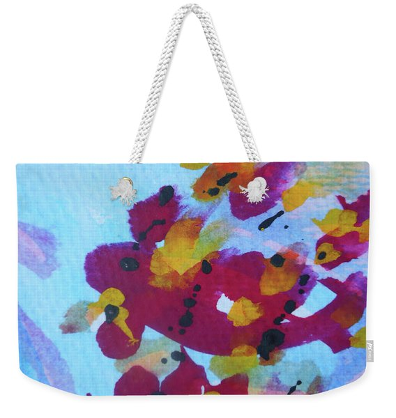 Abstract-6 Weekender Tote Bag