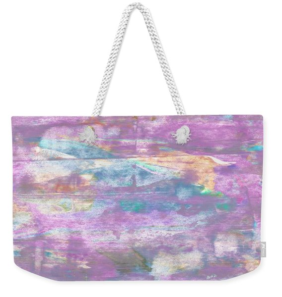 Peace Of Mind Weekender Tote Bag