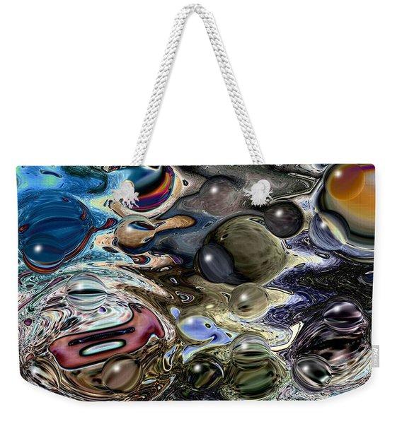 Abstract 623164 Weekender Tote Bag