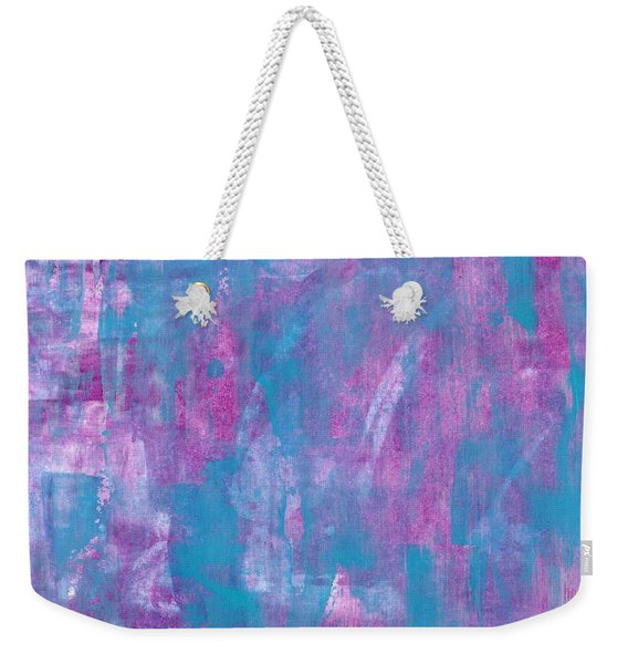 Full Of Energy  Weekender Tote Bag