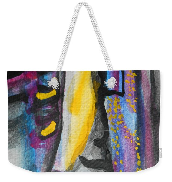 Abstract-8 Weekender Tote Bag