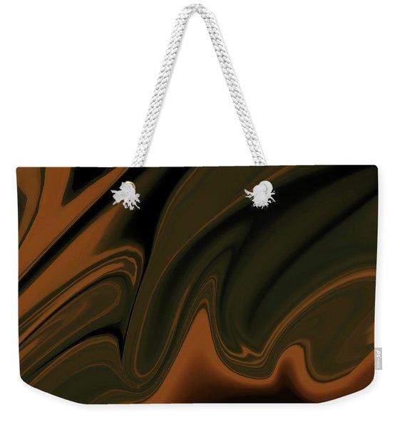 Abstract 9 Weekender Tote Bag