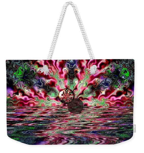 Abstract 93016.1 Weekender Tote Bag