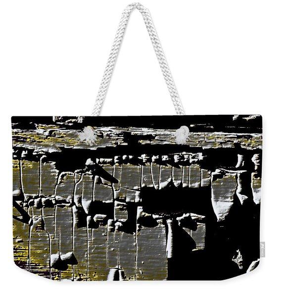Abstract 99 Weekender Tote Bag