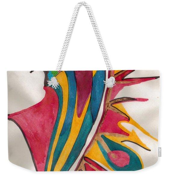 Abstract Art 102 Weekender Tote Bag