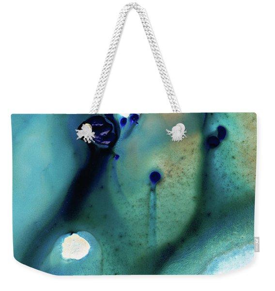 Abstract Art - Hands To Heaven - Sharon Cummings Weekender Tote Bag