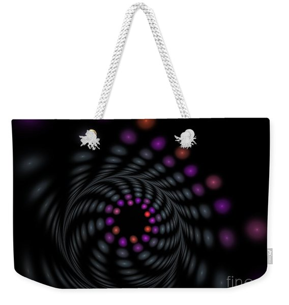 Abstract Carousel Weekender Tote Bag