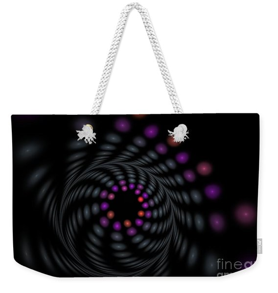 Abstract Carousel Weekender Tote Bag