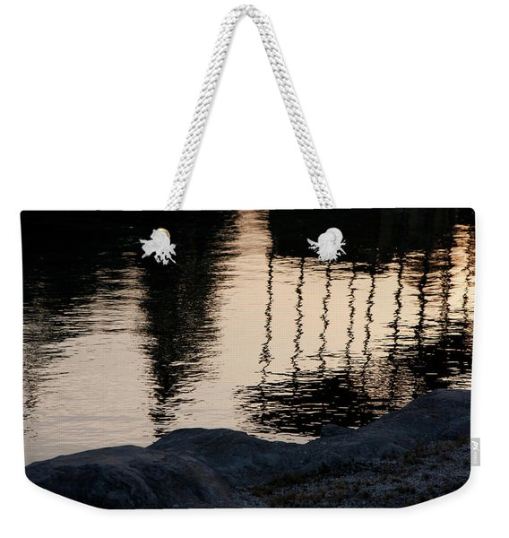 Abstract Color 2 Weekender Tote Bag