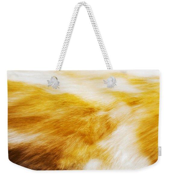 Abstract Flow Two Weekender Tote Bag