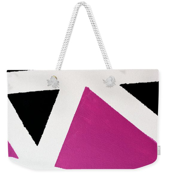Abstract M1015bp Weekender Tote Bag