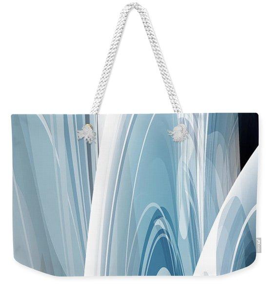 Abstract No 23 Weekender Tote Bag