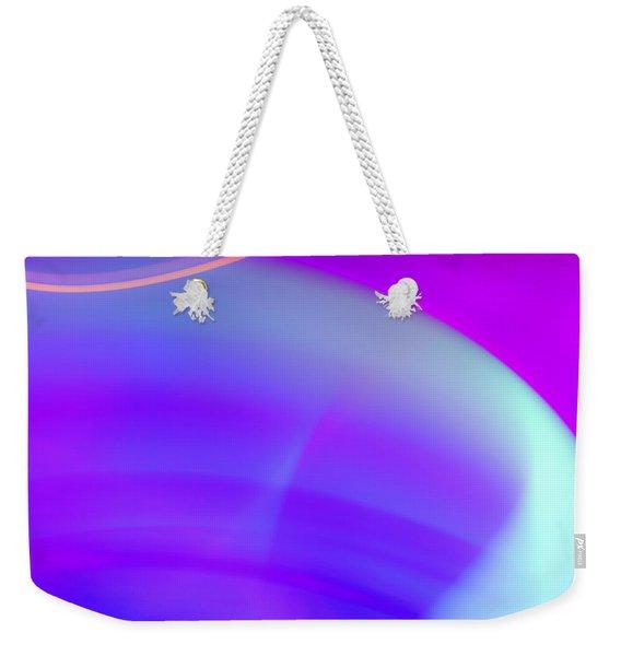 Abstract No. 4 Weekender Tote Bag