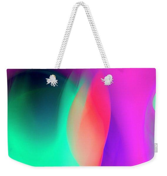 Abstract No. 6 Weekender Tote Bag
