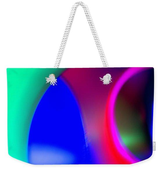 Abstract No. 9 Weekender Tote Bag
