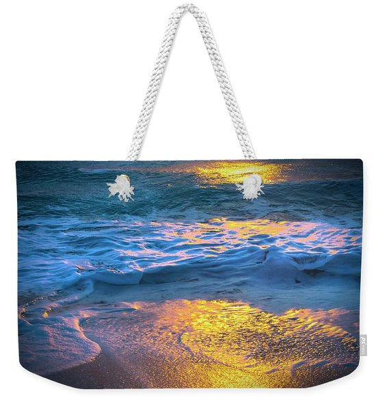 Abstract Of Beach Weekender Tote Bag