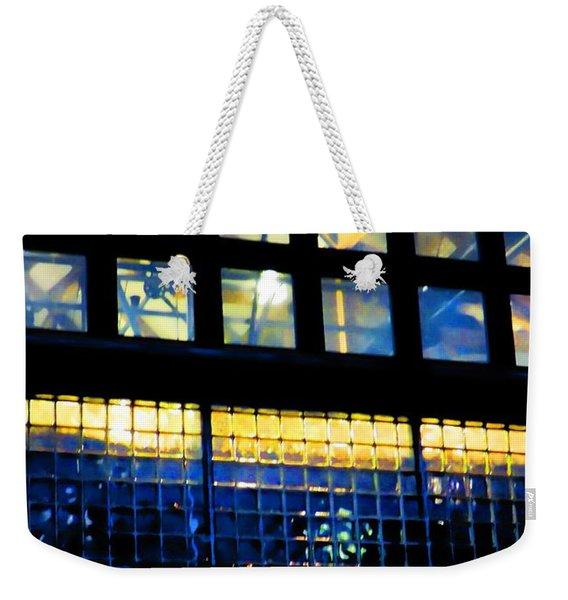 Abstract Reflections Digital Art #5 Weekender Tote Bag