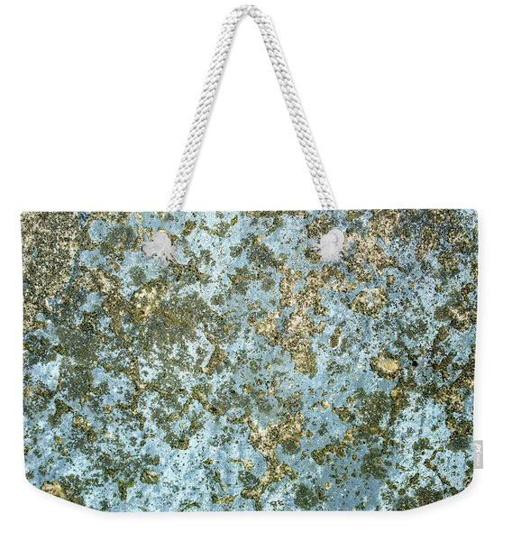 Abstract Rock Coral Reef Weekender Tote Bag
