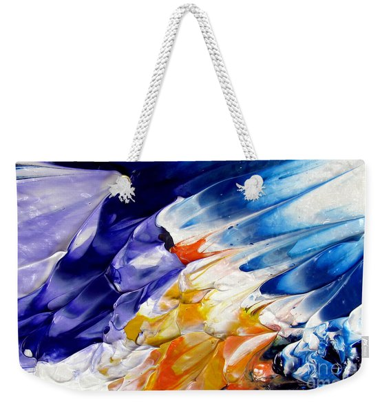 Abstract Series 0615a-4-l1 Weekender Tote Bag