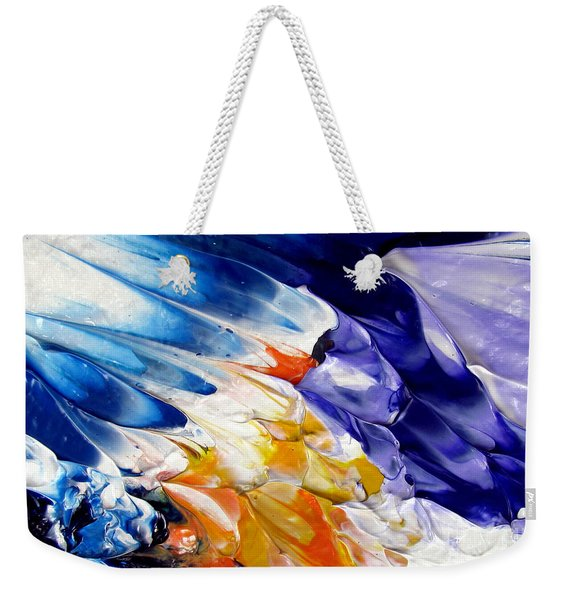 Abstract Series 0615a-4-l2 Weekender Tote Bag