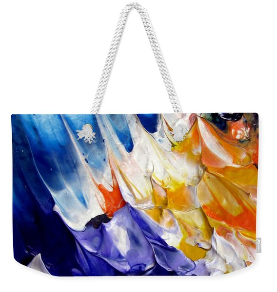 Abstract Series 0615a-6p2 Weekender Tote Bag