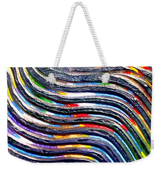 Abstract Series 0615b1 Weekender Tote Bag
