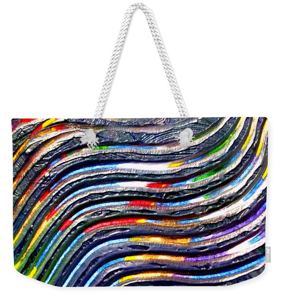 Abstract Series 0615c1 Weekender Tote Bag